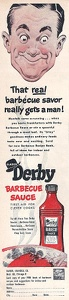 Derby Barbecue Sauce -1947B