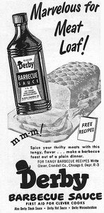 Derby Barbecue Sauce -1948A