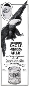 Borden's Condensed Milk -1911A