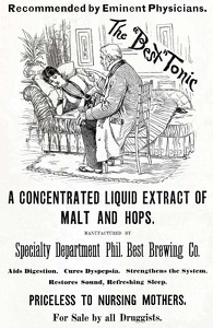 Best Tonic Malt Extract -1888A