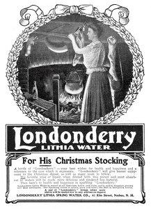 Londonderry Lithia Water -1906A