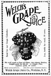Welch's Grape Juice -1898A