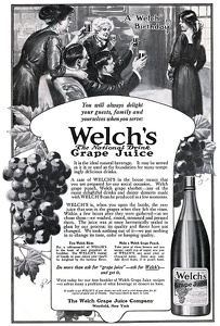 Welch's Grape Juice -1912A