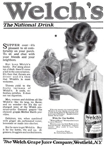 Welch's Grape Juice -1916A