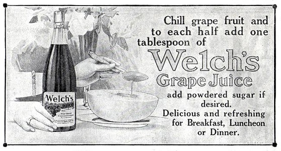 Welch's Grape Juice -1913A