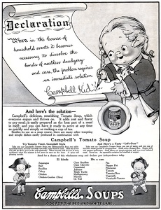 Campbell's Soups -1915C