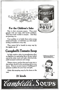 Campbell's Tomato Soup -1919B