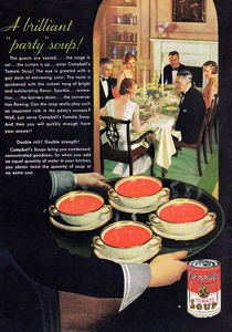 Campbell's Tomato Soup -1934A