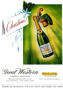 Great Western Champagne -1949A