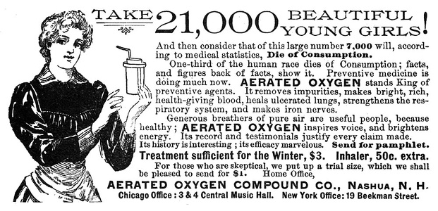Aerated Oxygen Compound -1892A