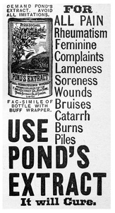Pond's Extract -1893A