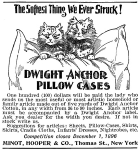 Dwight Anchor Pillow Cases -1896A