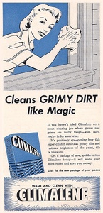 Climalene Cleanser -1947A