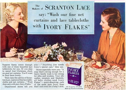 Ivory Flakes -1936A