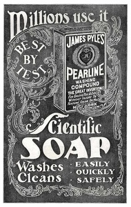 Pearline Washing Compound -1900A