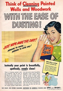 Spic and Span Cleanser -1949A