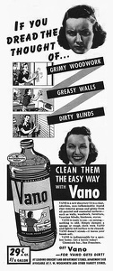 Vano Cleaner -1941A