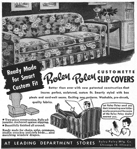 Roley Poley Slip Covers -1947A