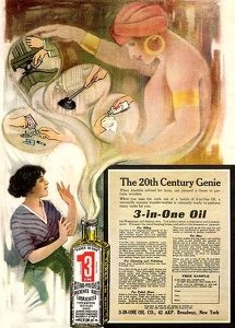3 in One Oil -1916A
