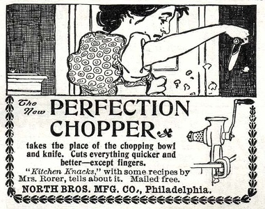 Perfection Chopper -1896A