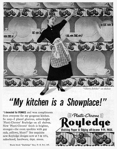 Royaledge Shelving Paper -1949A