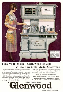 Glenwood Stoves -1922A