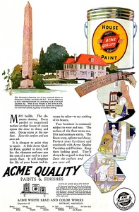 Acme Paints and Finishes -1920A