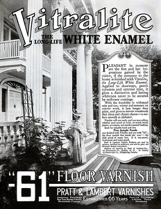 Pratt & Lambert Varnishes -1915A