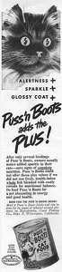 Puss 'n Boots Cat Food -1949A