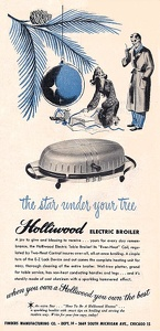 Holliwood Electric Broilers -1946A