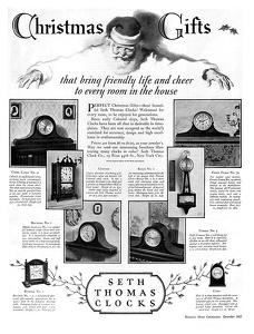 Seth Thomas Clocks -1927A