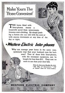 Western Electric Inter-Phones -1913A