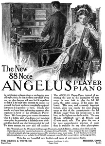 Angelus Player Pianos -1900A