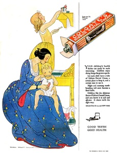 Colgate Ribbon Dental Cream -1922A