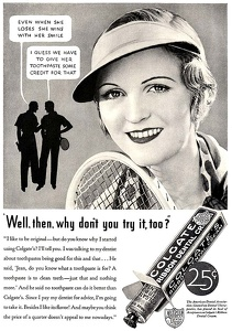 Colgate Ribbon Dental Cream -1932A