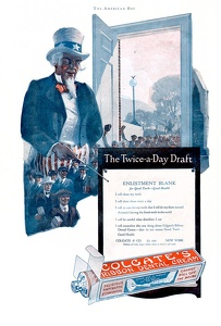 Colgate Ribbon Dental Cream -1918A