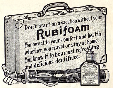 Rubifoam Tooth Powder -1903A