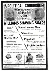 Williams' Shaving Soap -1896A