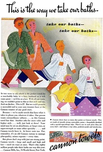 Cannon Towels -1934A