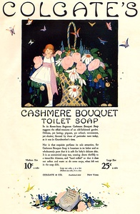 Cashmere Bouquet Soap -1919A