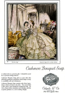 Cashmere Bouquet Soap -1925A