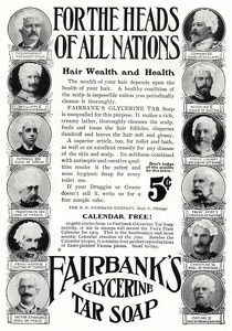 Fairbank's Glycerine Soap -1902A