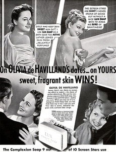 Lux Toilet Soap -1940D