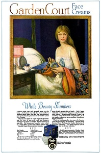 Garden Court Face Creams -1920A