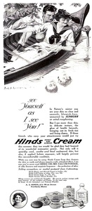 Hinds Honey and Almond Cream -1917A