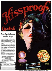 Kissproof Lipstick -1929A