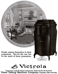 Victor Talking Machines -1923A