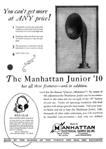 Manhattan Junior Speakers -1925A