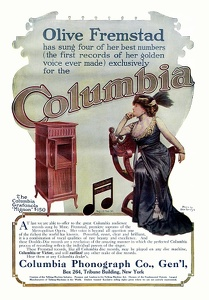 Columbia Records -1911A