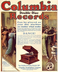 Columbia Records -1914A